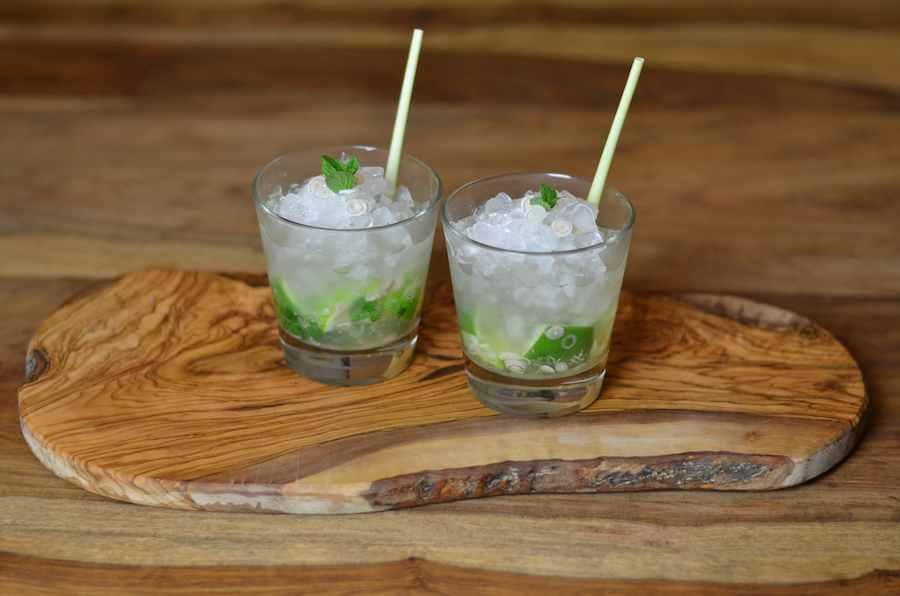 Der perfekte Drink - Cheers! Lemongrass Mojito