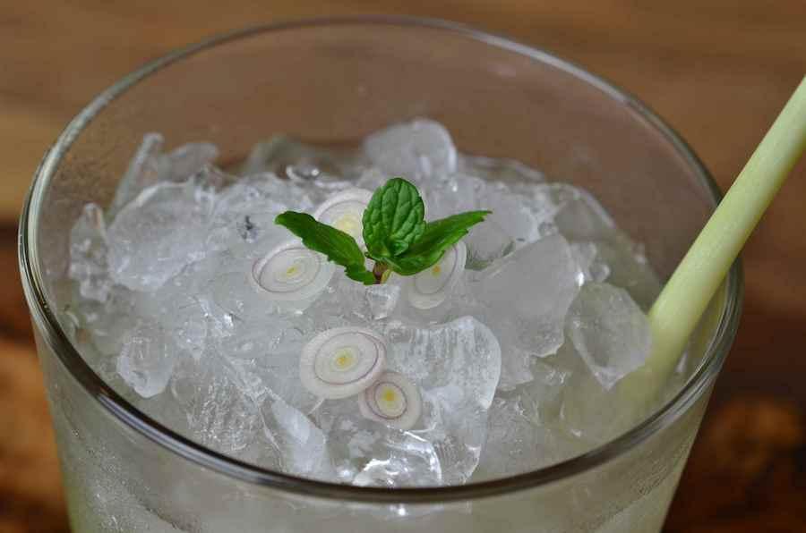 Der perfekte Drink: Lemongrass Mojito