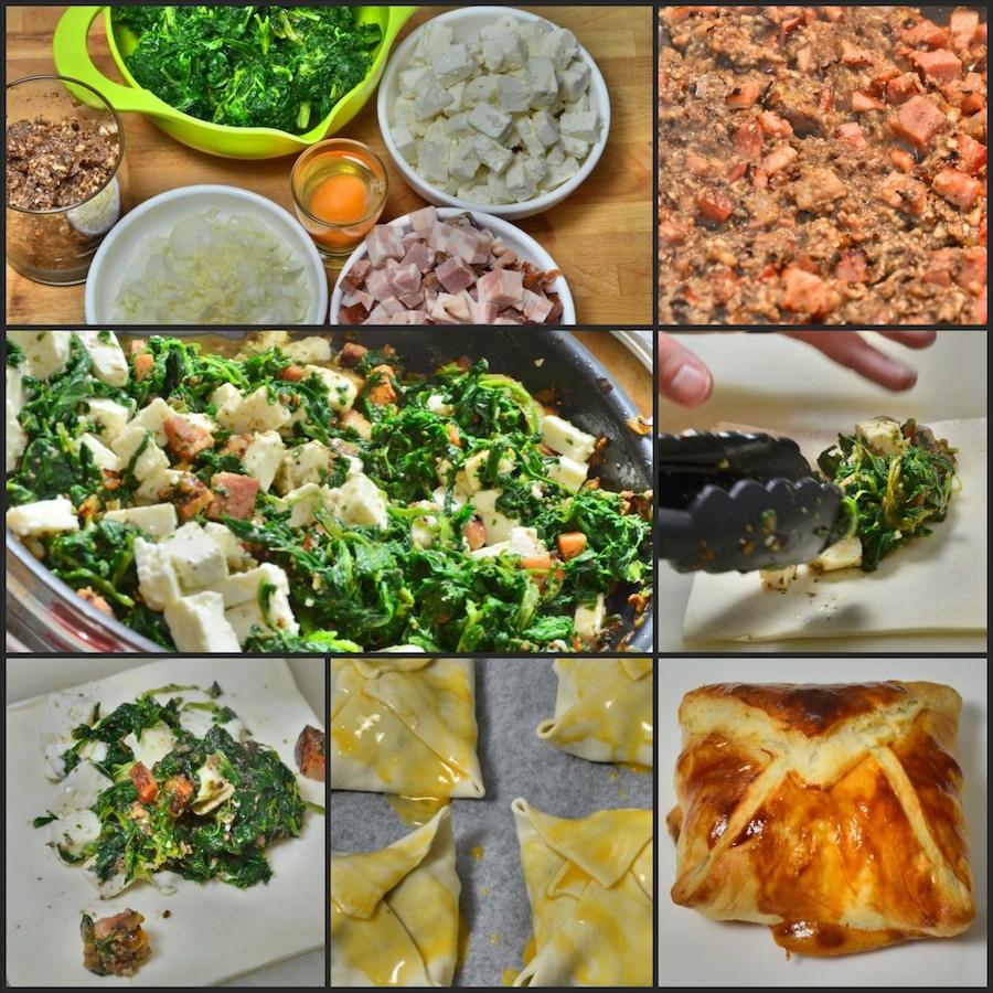 ABC-Kochen mit Champignons