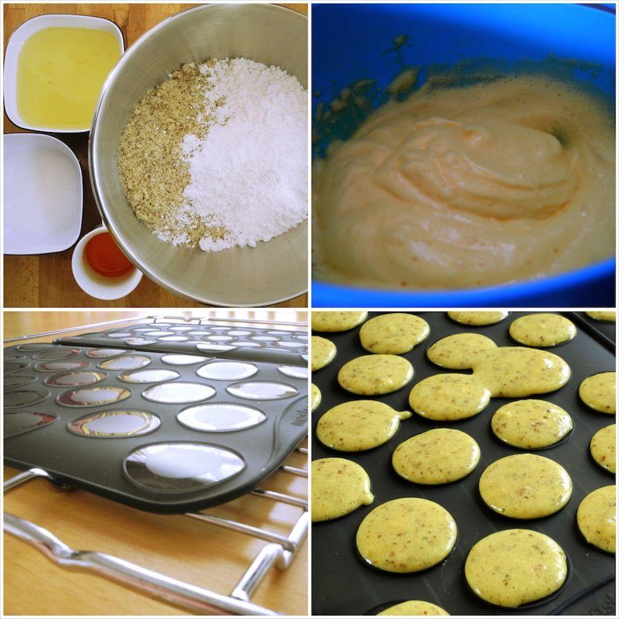 Am Weg zu herrlichen Macarons
