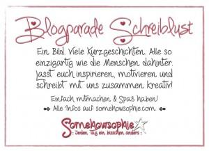 Blogparade-Schreiblust-Banner