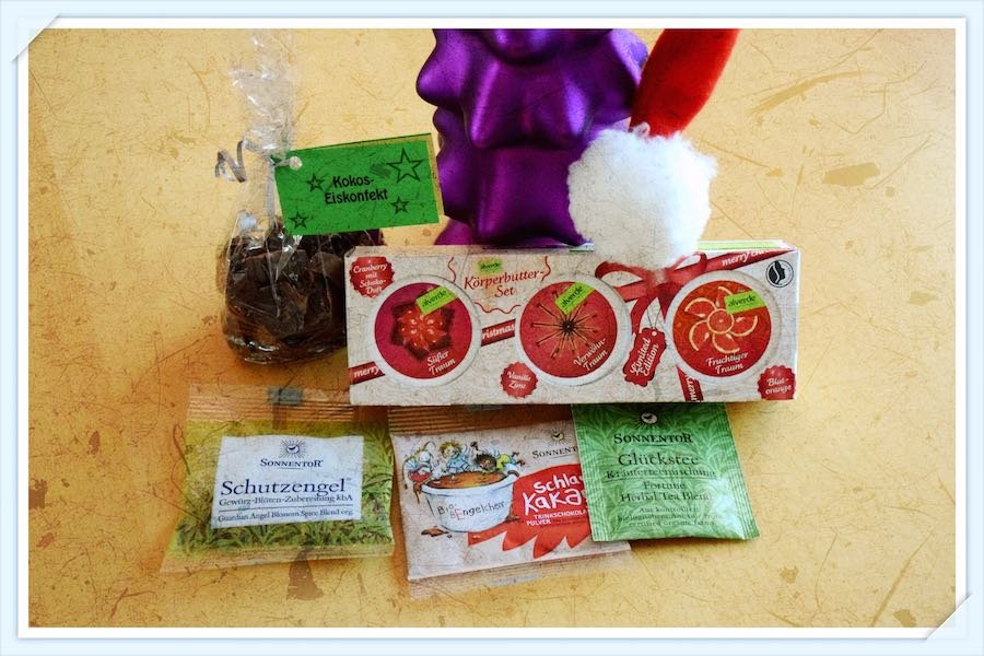 Give-Away zum Vegan Wednesday Adventskalender