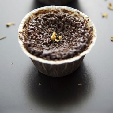 """Weicher Schokokuchen """"Moelleux au chocolat"""""""