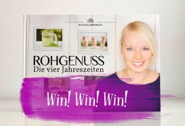 Give-Away: ROHGENUSS – Die vier Jahreszeiten